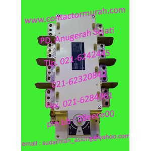 changeover switch socomec tipe Sircover 1-0-11 1600A