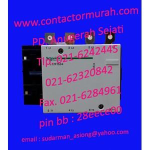 kontaktor Schneider tipe LC1F1504 150A