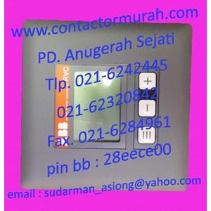 power factor controller tipe RVC 6 ABB 1-5A