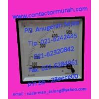volt meter Circutor tipe EC144 500V 1