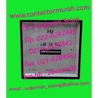 Jual frequency meter HLC144 Circutor 380-400V 2