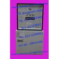 Beli Circutor frequency meter tipe HLC144 380-400V 4