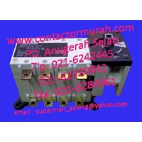 Jual 160A changeover switch Socomec tipe 1-0-11 2