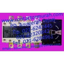 Socomec 160A changeover switch tipe 1-0-11 415V