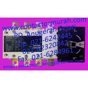 160A changeover switch Socomec 415V