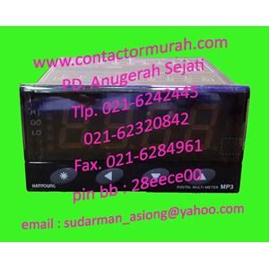 volt meter Hanyoung MP3 5VA