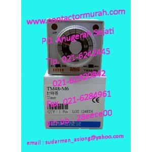 tipe TM48-M6 timer Fotek 5A