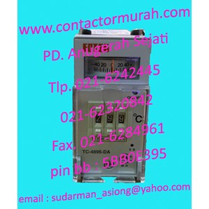 Fotek TC4896-DA temperatur kontrol  5A