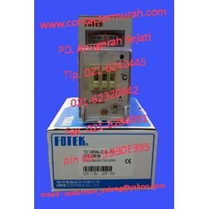tipe TC4896-DA temperatur kontrol Fotek 5A