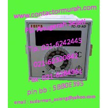 temperatur kontrol tipe TC72-AD Fotek 220V