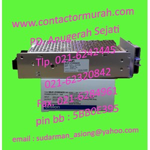 tipe S8JC-Z10024CD Omron power supply