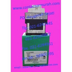 tipe LC1D09BD Schneider kontaktor magnetik 25A