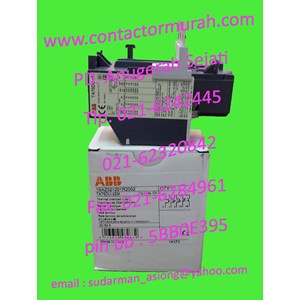 overload relay tipe TA75DU-32M ABB
