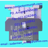 Jual kontaktor ABB tipe AX25 2