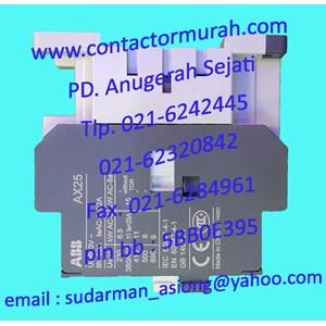 ABB tipe AX25 kontaktor