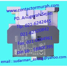 kontaktor ABB tipe AX25 32A