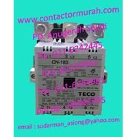 Jual TECO tipe CN-180 kontaktor 240A 2