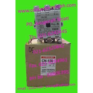 tipe CN-180 240A TECO kontaktor