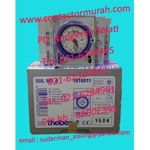 timer SUL181d Theben 110-230V