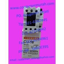 CU-18 TECO kontaktor