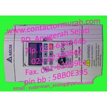 inverter tipe VFD015M21A Delta