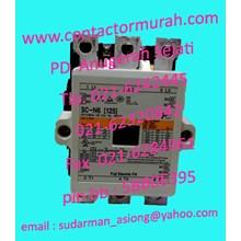 tipe SC-N6 125A kontaktor Fuji