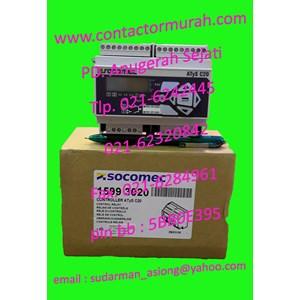 From ATyS C20 control relay socomec 7.5VA 0