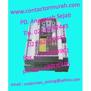 From ATyS C20 control relay socomec 7.5VA 3