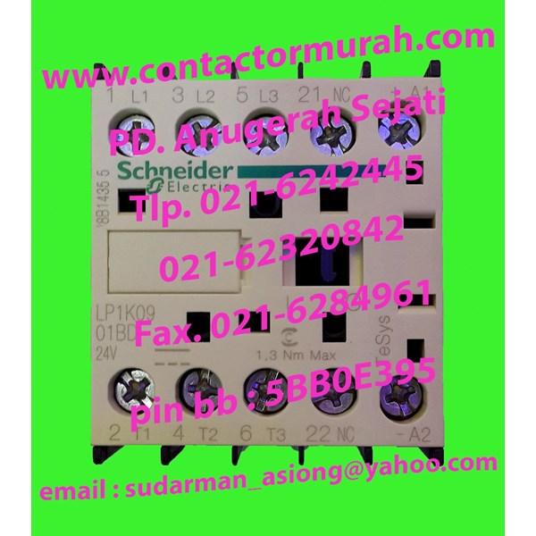 mini kontaktor Schneider tipe LP1K0901BD