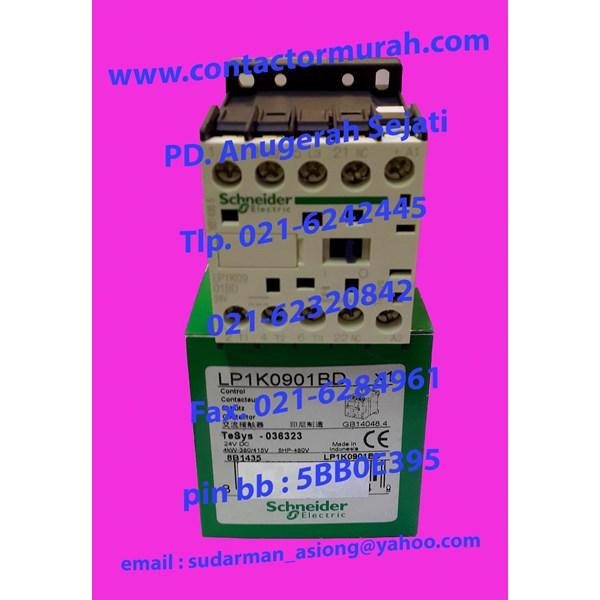 mini kontaktor tipe LP1K0901BD Schneider