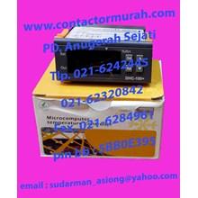 mikrokomputer temperatur kontrol tipe DHC-100