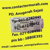 Jual tipe MY-3M-2P relay timer Fotek 2