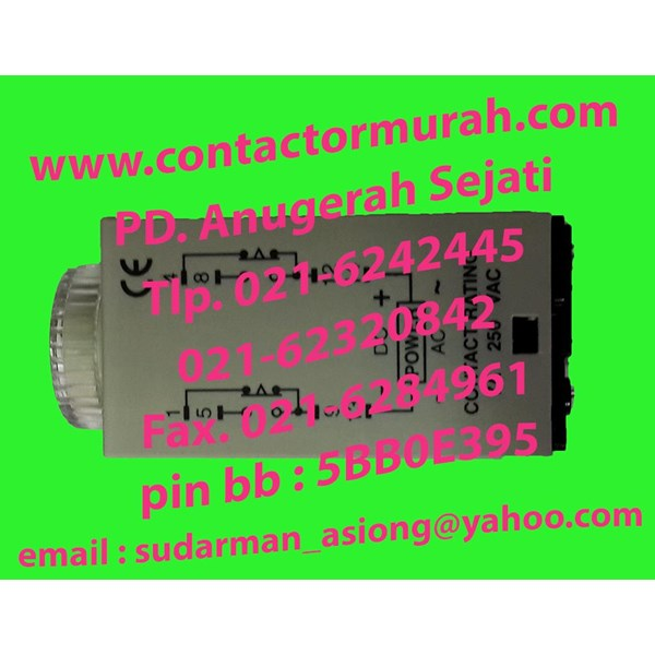 Fotek MY-3M-2P relay timer 7A