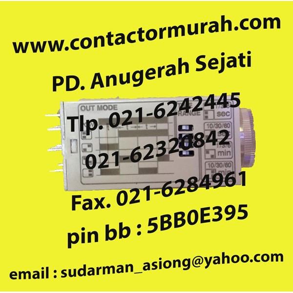 Fotek tipe MY-3M-2P relay timer 7A