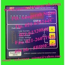 MH MSC-6 power factor controller