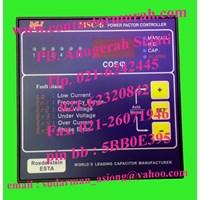 MH tipe MSC-6 power factor controller 220V