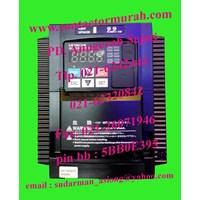 tipe WJ200-022HFC 8.1A Hitachi inverter