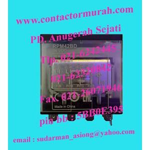 Dari tipe RPM42BD Schneider power relay 15A 2