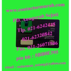 From type RPM42BD 15A power relay Schneider 1