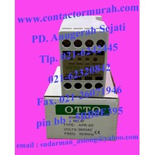 protective relay tipe APR-4D OTTO 5A