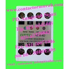 OTTO protective relay APR-4D 5A