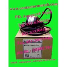 rotary encoder tipe E50S8-2500-3-T-24 autonics 12-24VDC