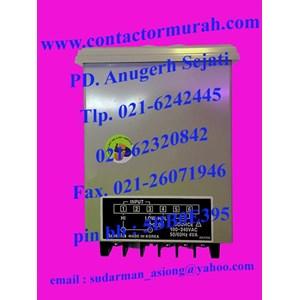 From type M4Y-DA-6 4VA panel meter Autonics 0