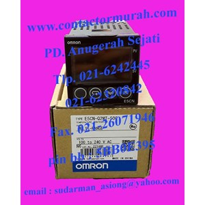 tipe E5CN-Q2MT-500 temperatur kontrol Omron 3A