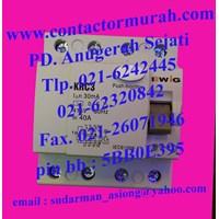 Distributor ELCB Ewig tipe KRC3 40A 3