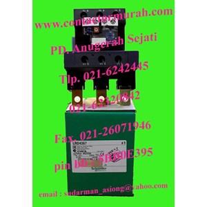 schneider LRD4367 overload relay