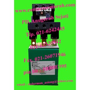 tipe LRD4367 Schneider overload relay