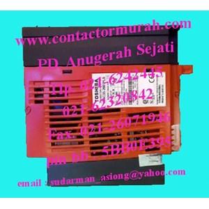 inverter Toshiba tipe VFNC3S 0.75kW
