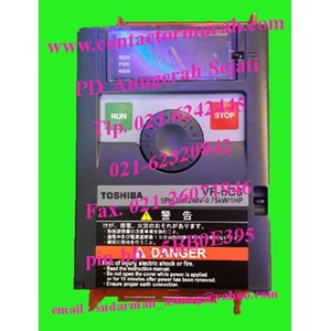 inverter tipe VFNC3S Toshiba 0.75kW
