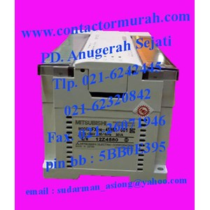 Mitsubishi tipe FX2N-48MR-001 programmable controller